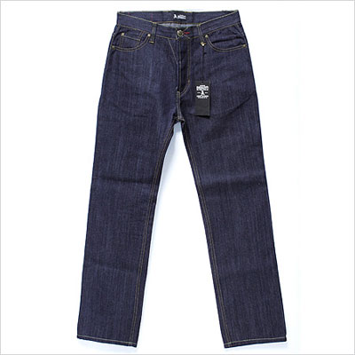 '09 5-Pocket Classic Fit Denim