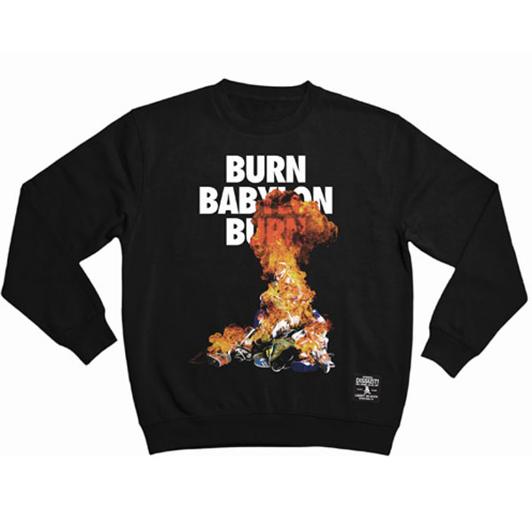 Babylon Burn Crewneck