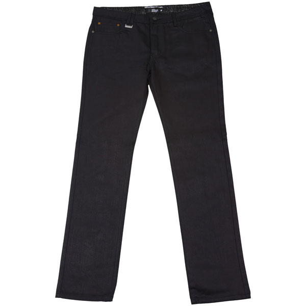 Belten Denim (Slim Fit-Raw Black)