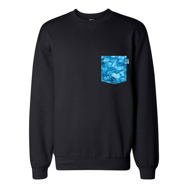 CBP Pocket Crewneck