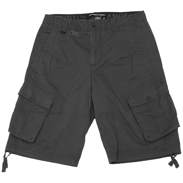 Diss Cargo Shorts (Charcoal)
