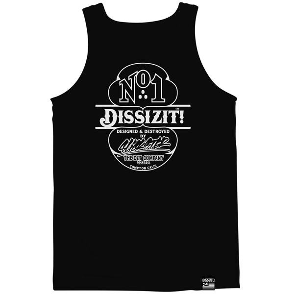 Dissizit No. 1 Tank Top