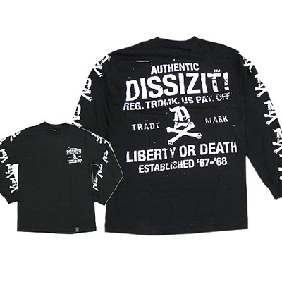 Disstressed Label LS