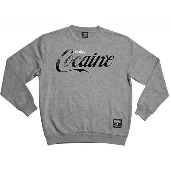 Enjoy Cocaine Crewneck