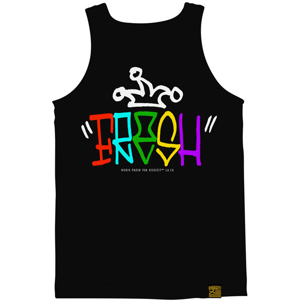 King Fresh Tank Top