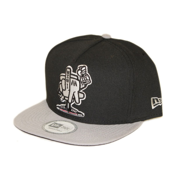 LA #1 New Era Snapback Cap