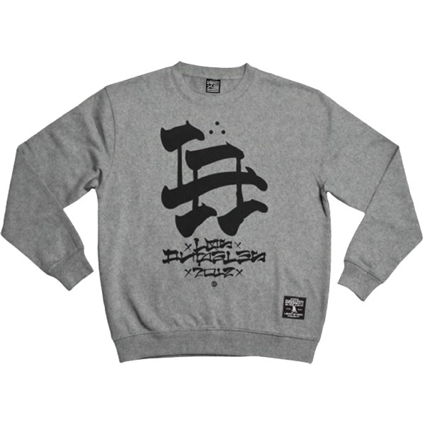 LA Brush Crewneck