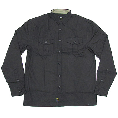 Military LS Button Up Shirt