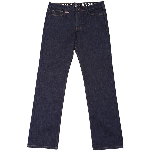 Patent Denim (Relax Fit-Raw Indigo)