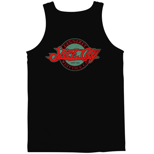 Slick City Tank Top