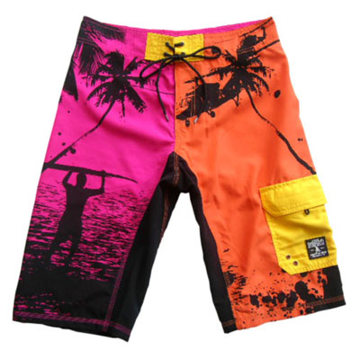'09 Summer of '69 Board Shorts